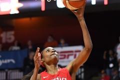 WNBA - Connecticut Sun 91 vs. Washington Mystics 95 (8)