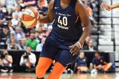 WNBA - Connecticut Sun 91 vs. Washington Mystics 95 (84)