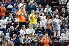WNBA - Connecticut Sun 91 vs. Washington Mystics 95 (86)