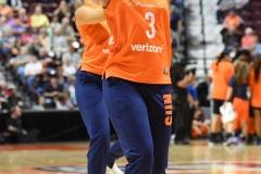 WNBA - Connecticut Sun 91 vs. Washington Mystics 95 (87)
