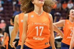 WNBA - Connecticut Sun 91 vs. Washington Mystics 95 (88)