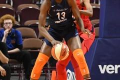WNBA - Connecticut Sun 91 vs. Washington Mystics 95 (9)