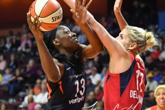 WNBA - Connecticut Sun 91 vs. Washington Mystics 95 (94)