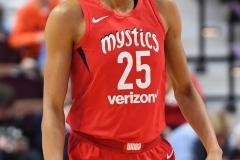 WNBA - Connecticut Sun 91 vs. Washington Mystics 95 (95)