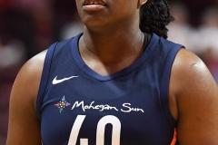 WNBA - Connecticut Sun 91 vs. Washington Mystics 95 (96)