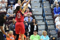 WNBA - Connecticut Sun 91 vs. Washington Mystics 95 (97)