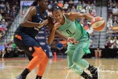 WNBA - Connecticut Sun 92 vs. New York Liberty 77 (11)