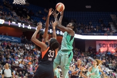 WNBA - Connecticut Sun 92 vs. New York Liberty 77 (15)