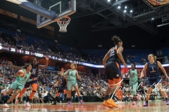 WNBA - Connecticut Sun 92 vs. New York Liberty 77 (20)