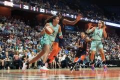 WNBA - Connecticut Sun 92 vs. New York Liberty 77 (21)