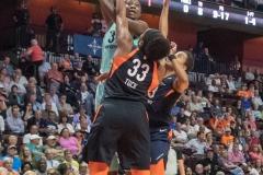 WNBA - Connecticut Sun 92 vs. New York Liberty 77 (22)