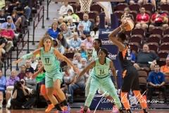 WNBA - Connecticut Sun 92 vs. New York Liberty 77 (23)