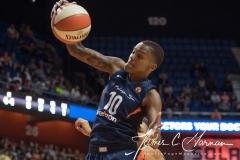 WNBA - Connecticut Sun 92 vs. New York Liberty 77 (27)