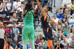 WNBA - Connecticut Sun 92 vs. New York Liberty 77 (38)