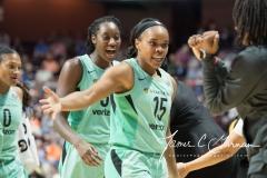 WNBA - Connecticut Sun 92 vs. New York Liberty 77 (39)
