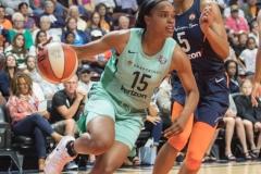 WNBA - Connecticut Sun 92 vs. New York Liberty 77 (4)