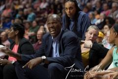 WNBA - Connecticut Sun 92 vs. New York Liberty 77 (45)