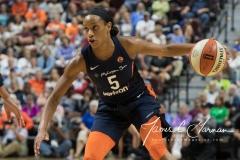 WNBA - Connecticut Sun 92 vs. New York Liberty 77 (47)
