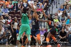 WNBA - Connecticut Sun 92 vs. New York Liberty 77 (48)