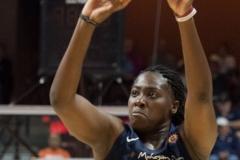 WNBA - Connecticut Sun 92 vs. New York Liberty 77 (49)