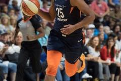 WNBA - Connecticut Sun 92 vs. New York Liberty 77 (52)