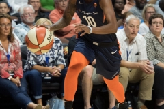WNBA - Connecticut Sun 92 vs. New York Liberty 77 (53)