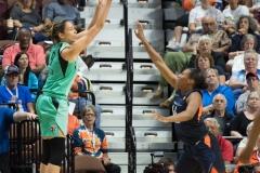 WNBA - Connecticut Sun 92 vs. New York Liberty 77 (54)