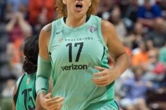 WNBA - Connecticut Sun 92 vs. New York Liberty 77 (55)
