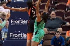 WNBA - Connecticut Sun 92 vs. New York Liberty 77 (57)