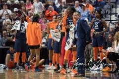 WNBA - Connecticut Sun 92 vs. New York Liberty 77 (59)