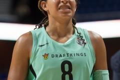 WNBA - Connecticut Sun 92 vs. New York Liberty 77 (60)