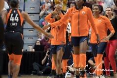 WNBA - Connecticut Sun 92 vs. New York Liberty 77 (61)