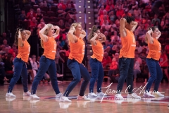 WNBA - Connecticut Sun 92 vs. New York Liberty 77 (63)