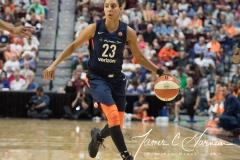 WNBA - Connecticut Sun 92 vs. New York Liberty 77 (66)