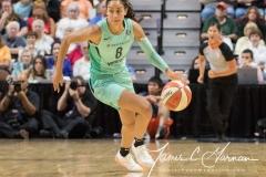WNBA - Connecticut Sun 92 vs. New York Liberty 77 (7)