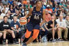 WNBA - Connecticut Sun 92 vs. New York Liberty 77 (70)