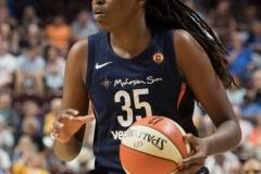 WNBA - Connecticut Sun 92 vs. New York Liberty 77 (71)