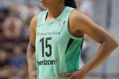 WNBA - Connecticut Sun 92 vs. New York Liberty 77 (76)