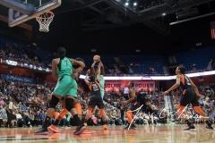WNBA - Connecticut Sun 92 vs. New York Liberty 77 (8)