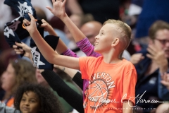 WNBA - Connecticut Sun 92 vs. New York Liberty 77 (83)