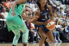 WNBA - Connecticut Sun 92 vs. New York Liberty 77 (84)