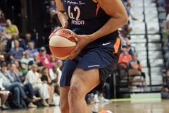 WNBA - Connecticut Sun 92 vs. New York Liberty 77 (85)