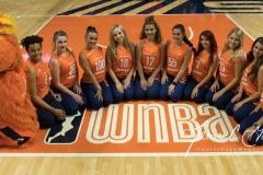 WNBA - Connecticut Sun 92 vs. New York Liberty 77 (87)
