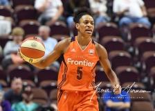 WNBA Connecticut Sun 93 vs. Chicago Sky 72 (20)