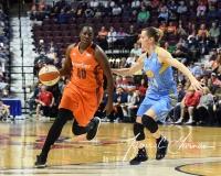 WNBA Connecticut Sun 93 vs. Chicago Sky 72 (22)