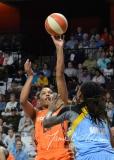 WNBA Connecticut Sun 93 vs. Chicago Sky 72 (23)