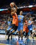 WNBA Connecticut Sun 93 vs. Chicago Sky 72 (24)
