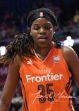 WNBA Connecticut Sun 93 vs. Chicago Sky 72 (25)