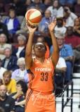 WNBA Connecticut Sun 93 vs. Chicago Sky 72 (28)