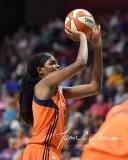 WNBA Connecticut Sun 93 vs. Chicago Sky 72 (31)